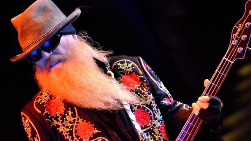 Murió Dusty Hill, bajista y fundador de ZZ Top - Murió Dusty Hill, bajista y fundador de ZZ Top. Foto de Facebook ZZ Top