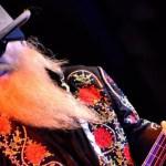 Murió Dusty Hill, bajista y fundador de ZZ Top