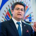 Presidente de Honduras viaja a México para promover inversiones - Honduras Juan Orlando Hernández