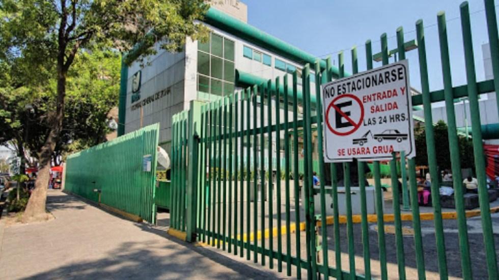 Paciente con COVID-19 se suicida en hospital del IMSS en CDMX - hospital 27 IMSS Tlatelolco paciente