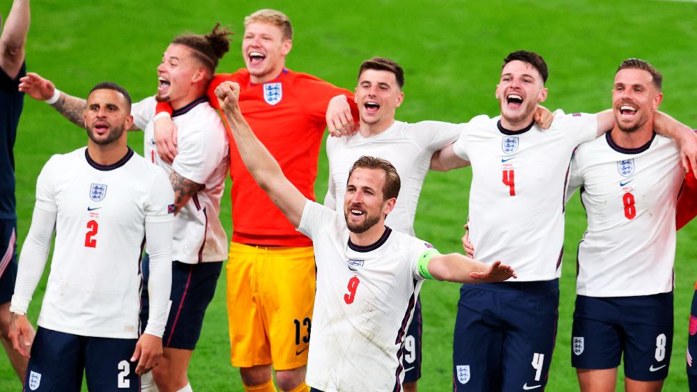 Inglaterra donará primas económicas a trabajadores de la salud - Inglaterra Euro 2020