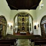 La Catedral de Tlaxcala, un monumento del siglo XVI distinguido por la Unesco - Interior de la catedral de Nuestra Señora de la Asunción de Tlaxcala. Foto de @alefrausto