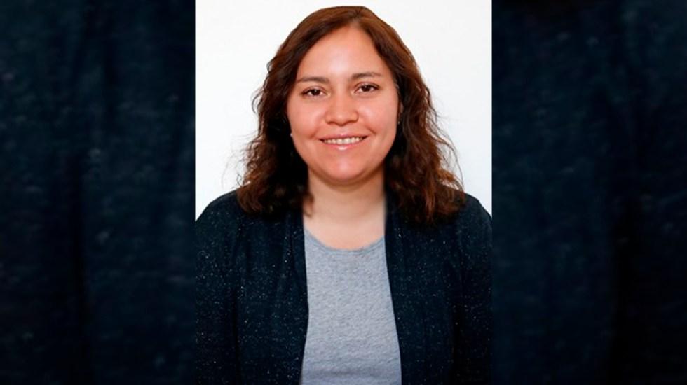 Jabnely Maldonado, nueva comisionada para la Reconstrucción de la CDMX - Jabnely Maldonado Meza. Foto de Gobierno de la Ciudad de México