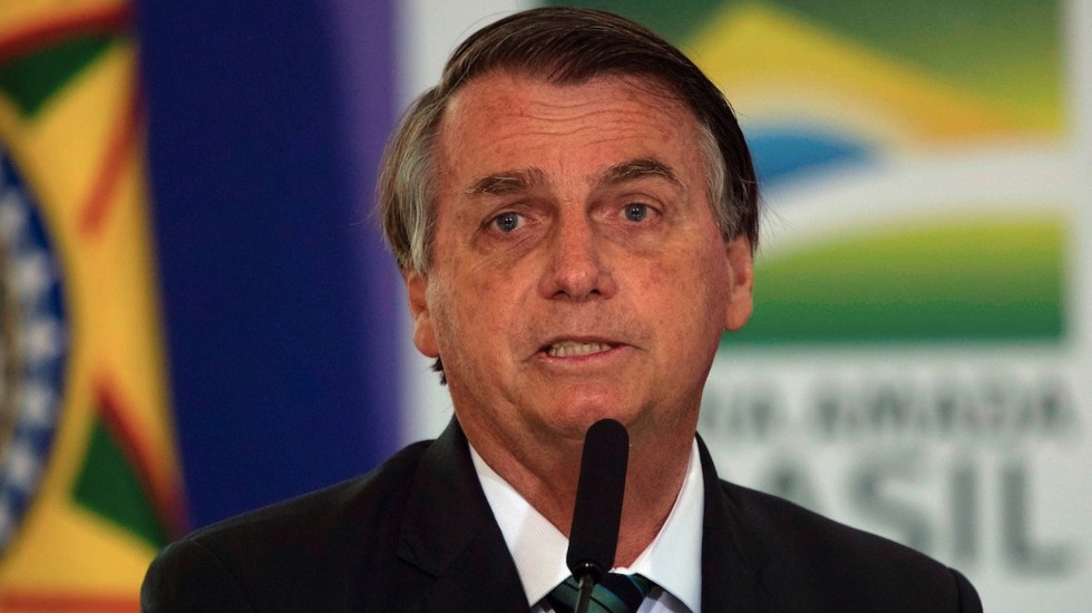 Fiscalía de Brasil tendrá 90 días para investigar a Bolsonaro por vacunas contra COVID-19 - Fiscalía de Brasil tendrá 90 días para investigar a Bolsonaro por vacunas contra COVID-19. Foto de EFE