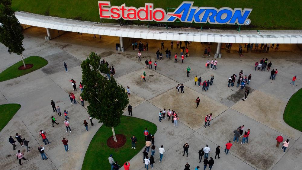 """""""Volver a clases es prioridad, hay que parar la fiesta"""": Alfaro sobre restricciones en Jalisco - Jalisco Estadio Akron"""