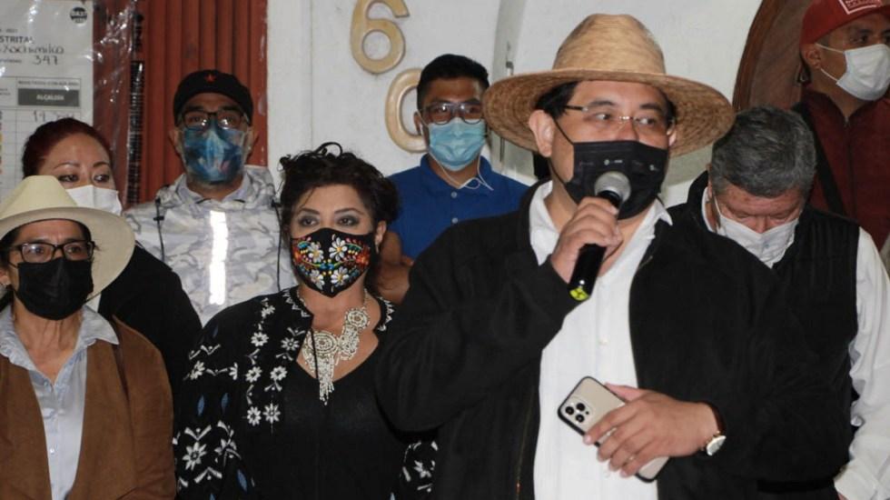 Ratifican triunfo de Carlos Acosta Ruiz en Xochimilco - José Carlos Acosta Ruiz Xochimilco