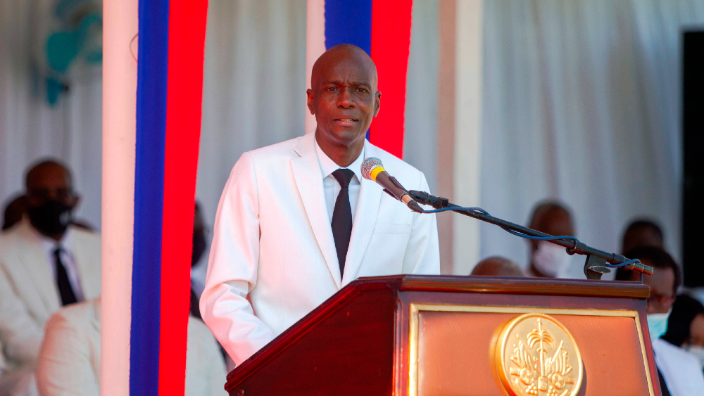 Asesinan a Jovenel Moise, presidente de Haití, en Puerto Príncipe - Jovenel Moise Haití