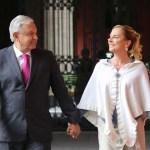 Estoy orgulloso de Beatriz: López Obrador