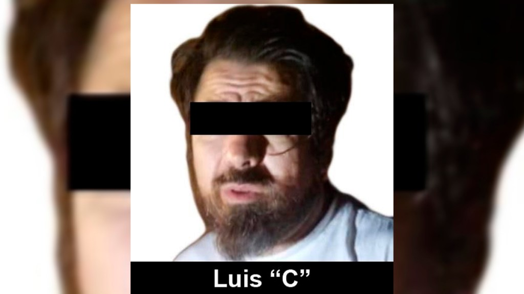 Juez dicta auto de formal prisión a Luis Cárdenas Palomino - Luis Cárdenas Palomino detenido