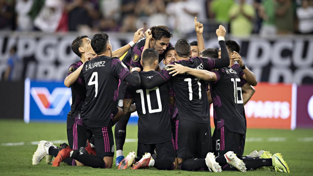 México Canadá partido Semifinal Copa Oro