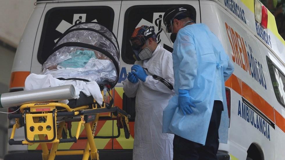 México registró en las últimas 24 horas 9 mil 295 casos y 213 muertes por COVID-19 - México COVID-19 coronavirus pandemia epidemia
