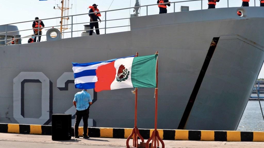 Cuba recibe cargamentos de ayuda humanitaria de México - Cuba recibe cargamentos de ayuda humanitaria de México. Foto de EFE