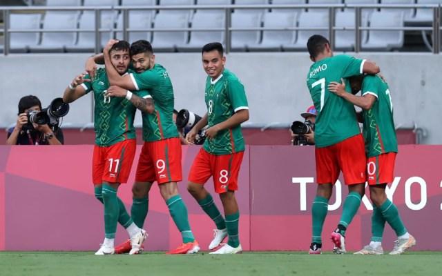 Así se jugarán los cuartos de final en el futbol varonil de Tokio 2020 - México futbol Tricolor Tokio 2020