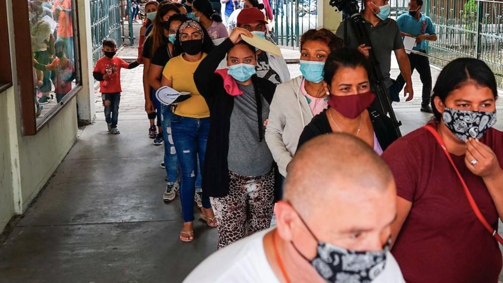 Organizaciones piden a la CIDH que México garantice derechos de migrantes - Organizaciones piden a la CIDH que México garantice derechos de migrantes. Foto de EFEOrganizaciones piden a la CIDH que México garantice derechos de migrantes. Foto de EFE