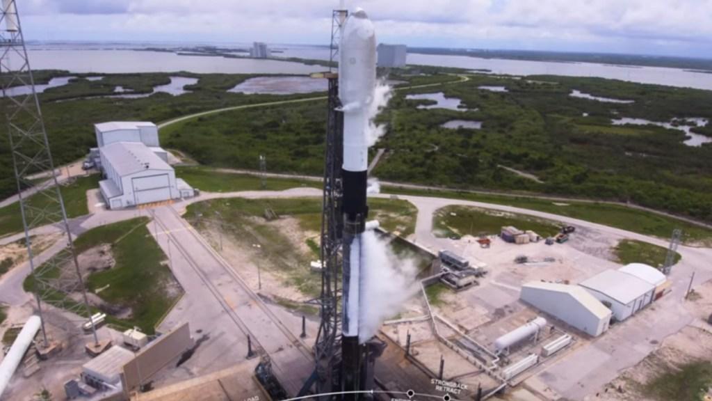 Nanosatélite mexicano llega al espacio de la mano de SpaceX - Nanosatélite SpaceX lanzamiento