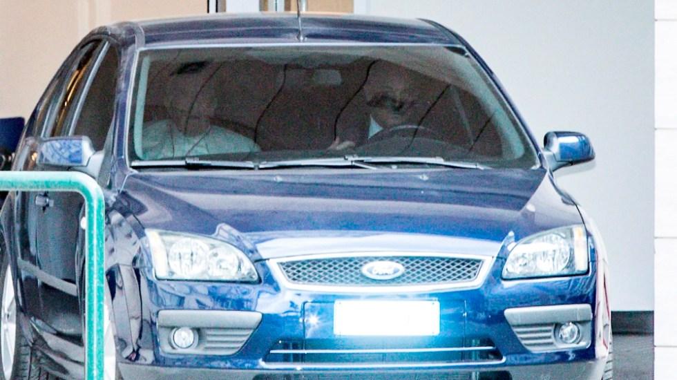 Papa Francisco sale del hospital 10 días después de su operación - Papa Francisco sale hospital