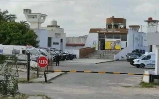 Suman más de 4 mil contagios y 323 muertes por COVID-19 en penales de México - Motín en penal de Campeche deja cinco lesionados. Foto de ForoTV