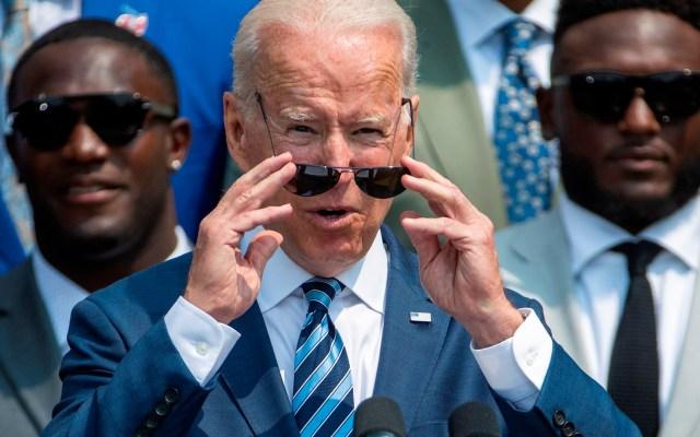 Joe Biden debutará como atracción en parque de Disney - Joe Biden