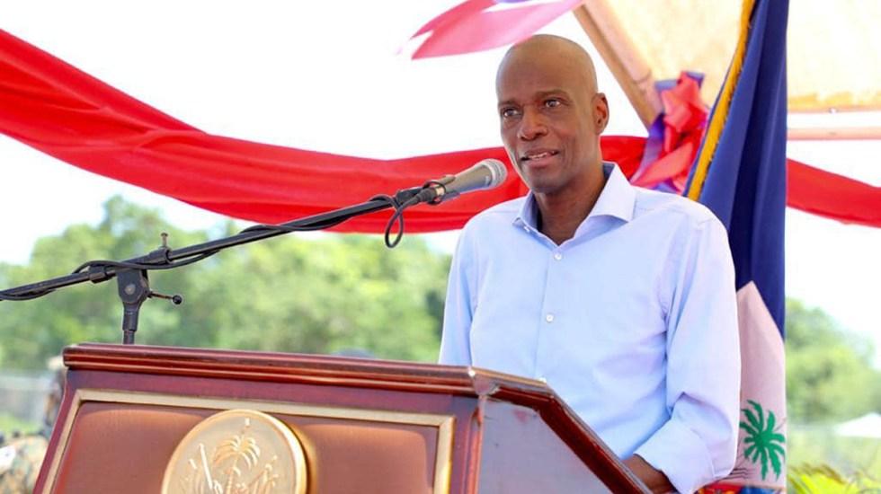 México condena el asesinato del presidente Jovenel Moïse de Haití - Presidente Jovenel Moïse. Foto de @jovenelmoise