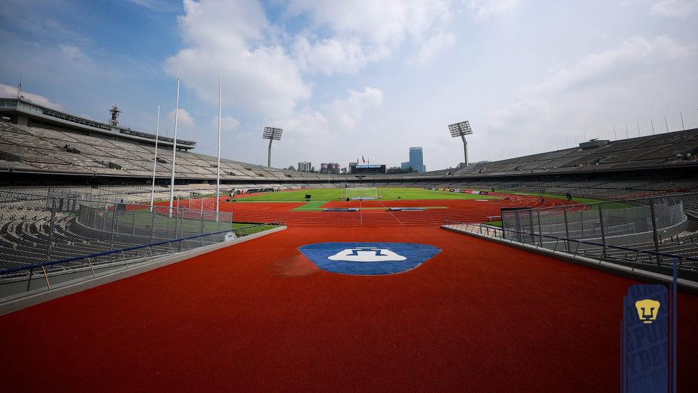 Debut de Pumas en el A2021 será a puerta cerrada - Pumas Estadio Olímpico CU