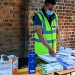 """Los sanitarios británicos protestan ante una subida salarial """"insuficiente"""" - Foto de EFE"""