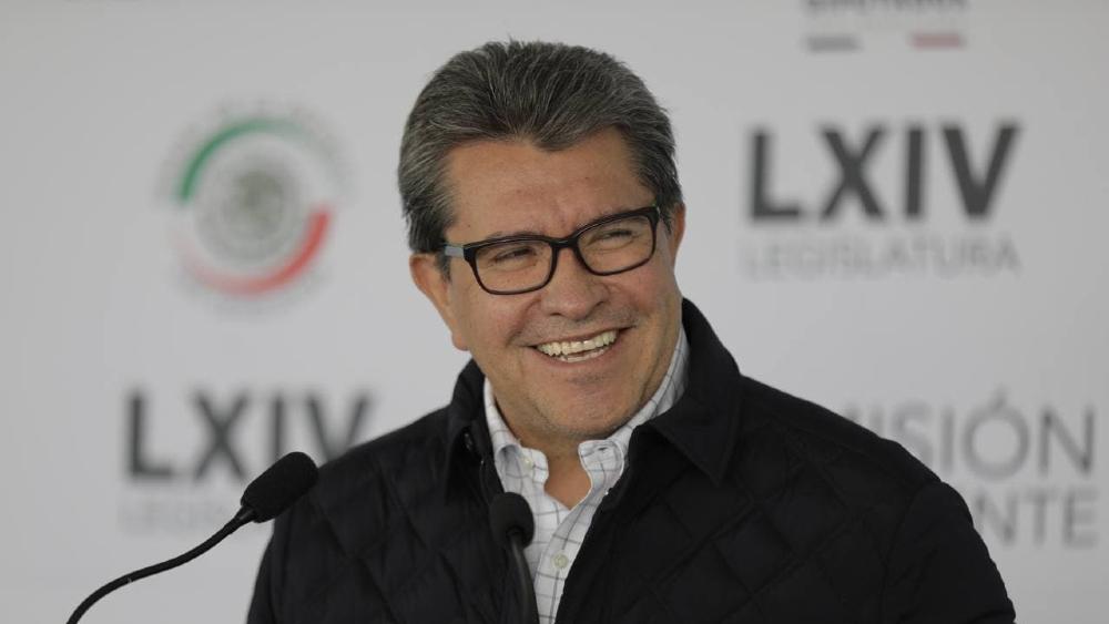Voy a estar en boleta presidencial; espero estar en Morena y con AMLO: Monreal - Ricardo Monreal