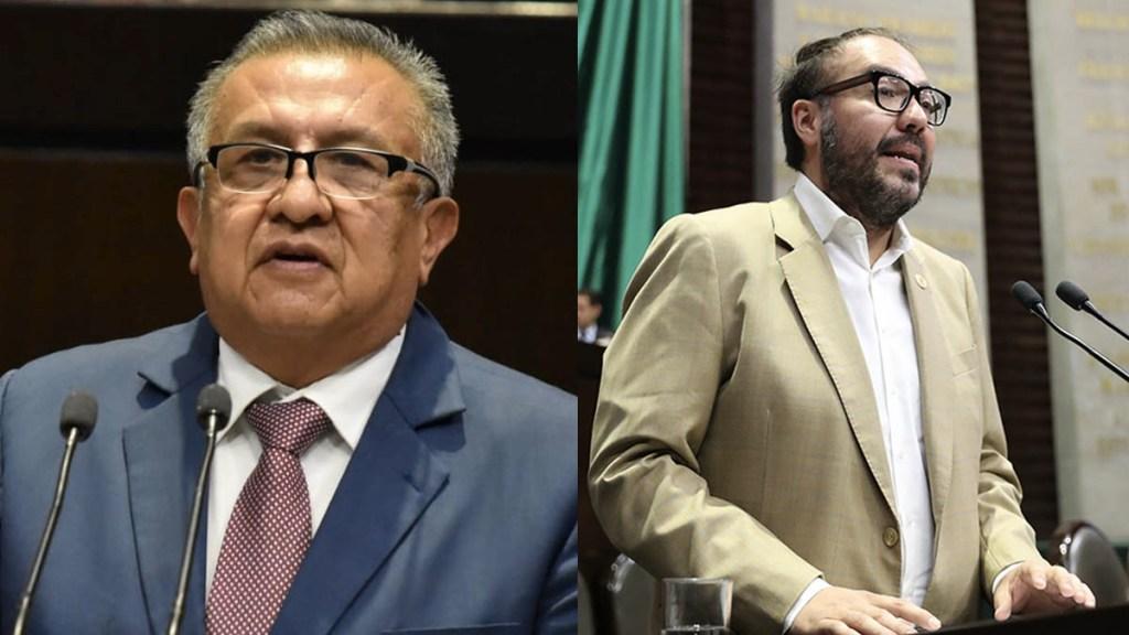 Diputados retiran fuero a Saúl Huerta y Mauricio Toledo - Fiscalía Saúl Huerta y Mauricio Toledo