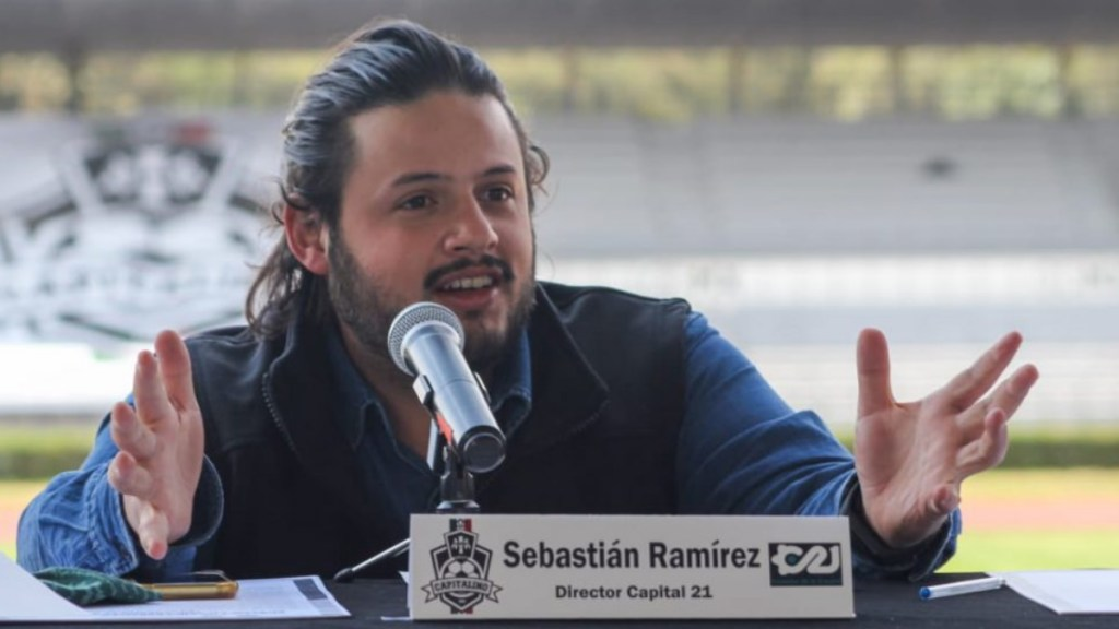 """""""La prensa de México es inmunda"""", dijo nuevo vocero del Gobierno de la Ciudad de México - Sebastián Ramírez"""