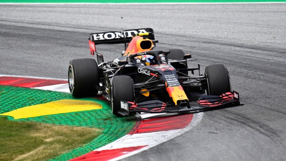 'Checo' Pérez buscará el odio en su Gran Premio 200 - Sergio Checo Pérez Red Bull
