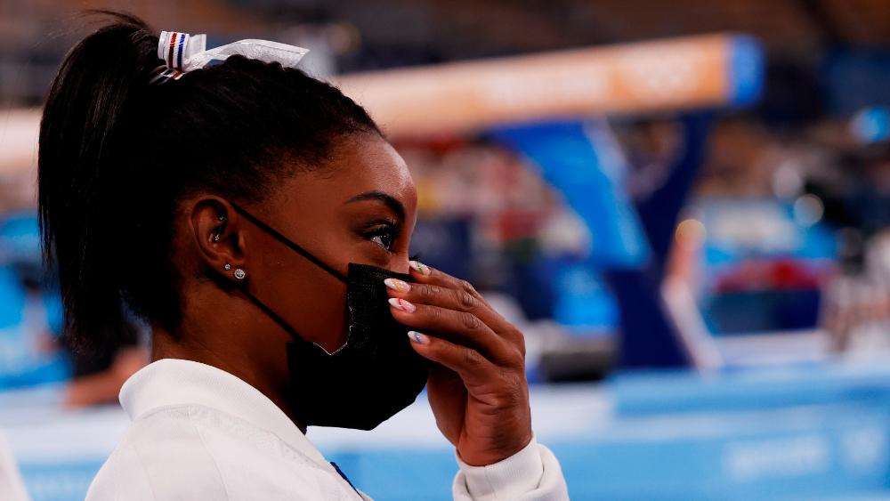 """""""Ya no confío tanto en mí misma"""": Simone Biles tras abandonar final de gimnasia por equipos - Simone Biles"""