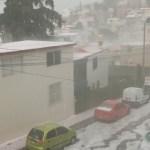 Severas inundaciones al norte del Valle de México