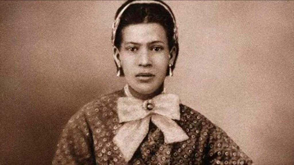 La viuda de París - La 'Viuda de París'. Foto de altasobscura.com