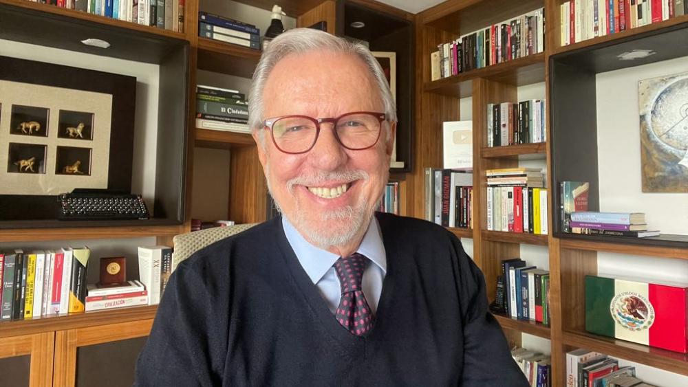 López-Dóriga domina la conversación en Instagram y Twitter - Joaquín López-Dóriga.