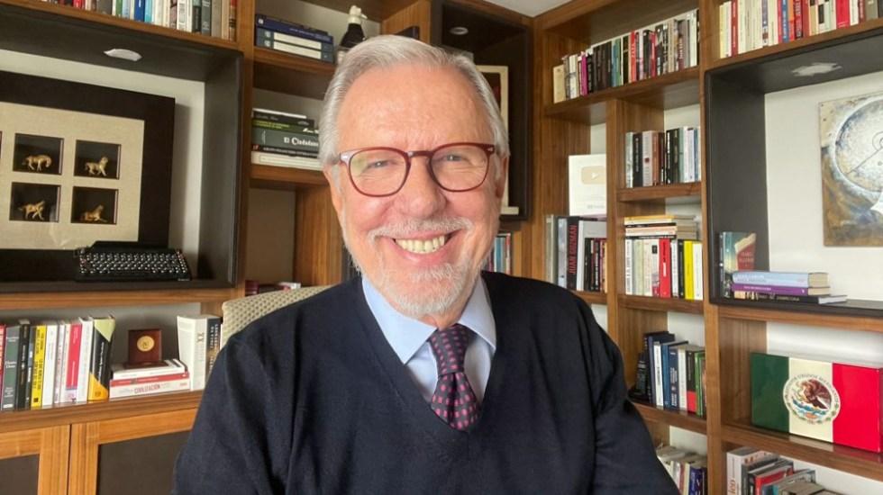 López-Dóriga, líder en Instagram y más efectivo que periódicos y televisoras en Twitter - Joaquín López-Dóriga