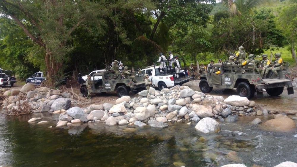No hay víctimas por actividades delictivas en sierra de Zihuatanejo, Guerrero - Zihuatanejo Guerrero operativos