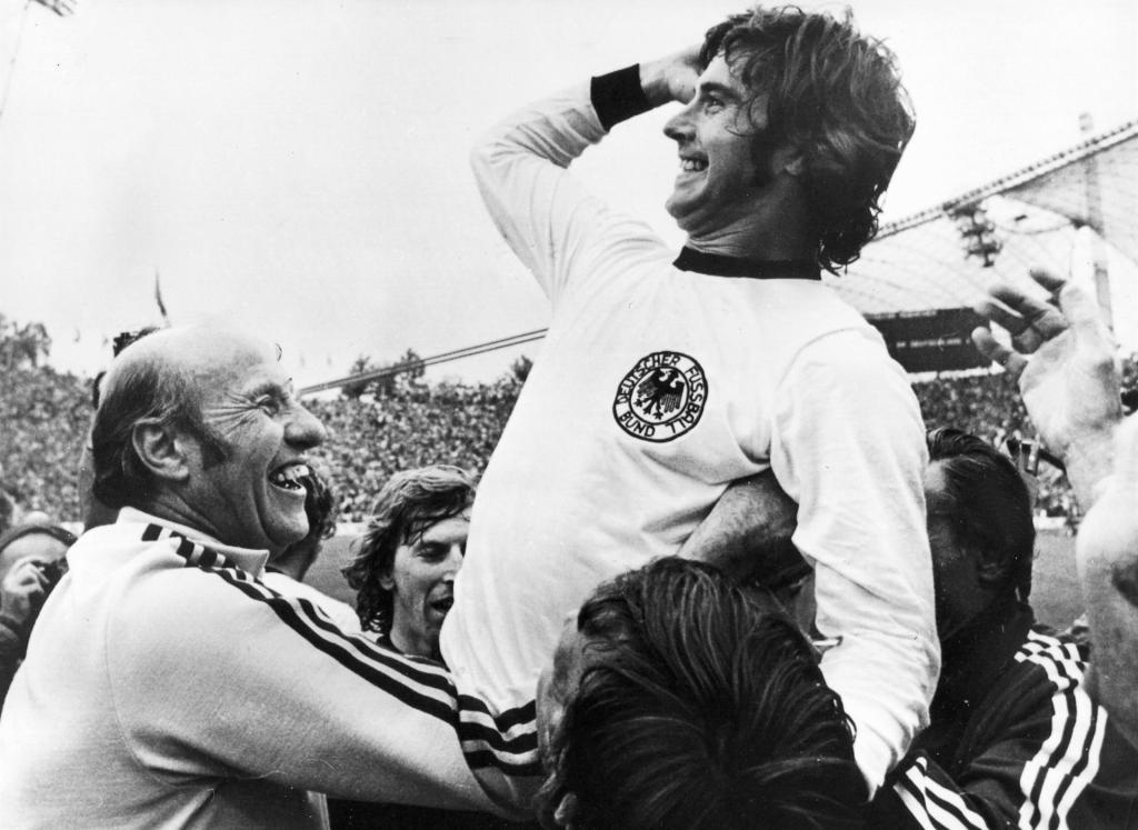 """Muere a los 75 años Gerd """"Torpedo"""" Müller, una leyenda del futbol alemán - Gerd"""