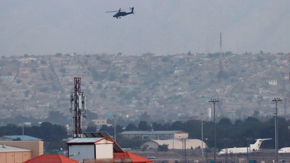 Dron de EE.UU. ejecutó a dos miembros del EI e hirió a otro en Afganistán - Dron de EE.UU. ejecutó a dos miembros del EI e hirió a otro en Afganistán. Foto de EFE
