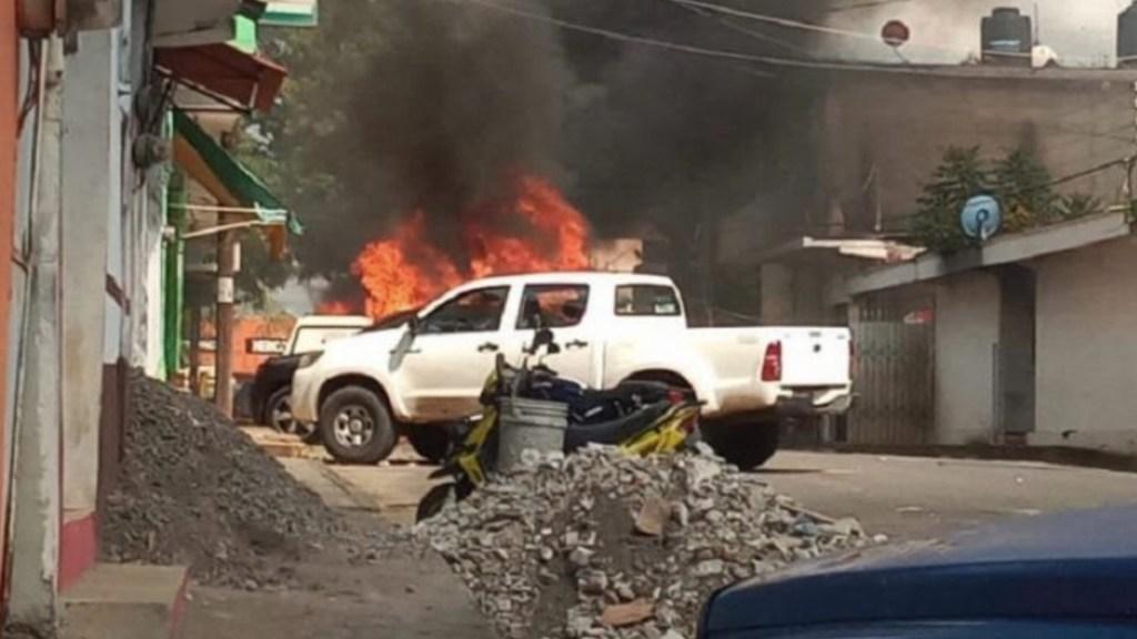 Enfrentamientos armados dejan al menos tres muertos y cinco detenidos en Veracruz - Enfrentamientos armados dejan al menos tres muertos y cinco detenidos en Veracruz. Foto de Billie Parker Noticias