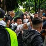 SSC CDMX suspende a policías que agredieron a alcaldes electos de oposición