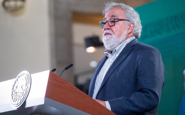 Encinas lamenta que se excluyera del periodo extraordinario el desafuero de Saúl Huerta - Alejandro Encinas