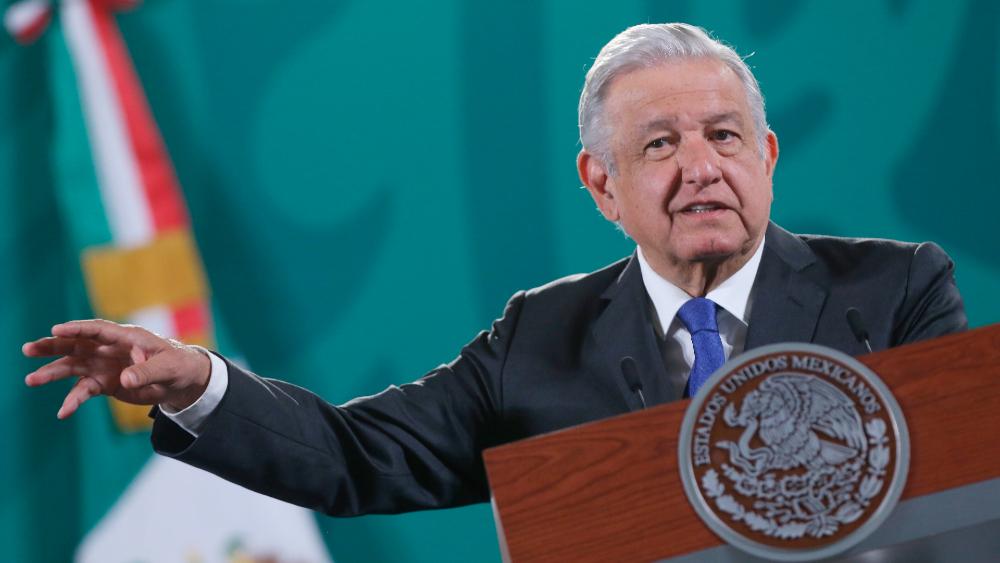 """""""Es un buen presupuesto"""": López Obrador sobre Paquete Económico 2022 - AMLO López Obrador mañaneras TEPJF presupuesto"""