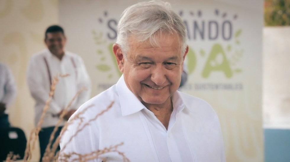 """Conservadores """"nos hacen lo que el viento a Juárez"""": López Obrador - AMLO López Obrador Motozintla conservadores"""