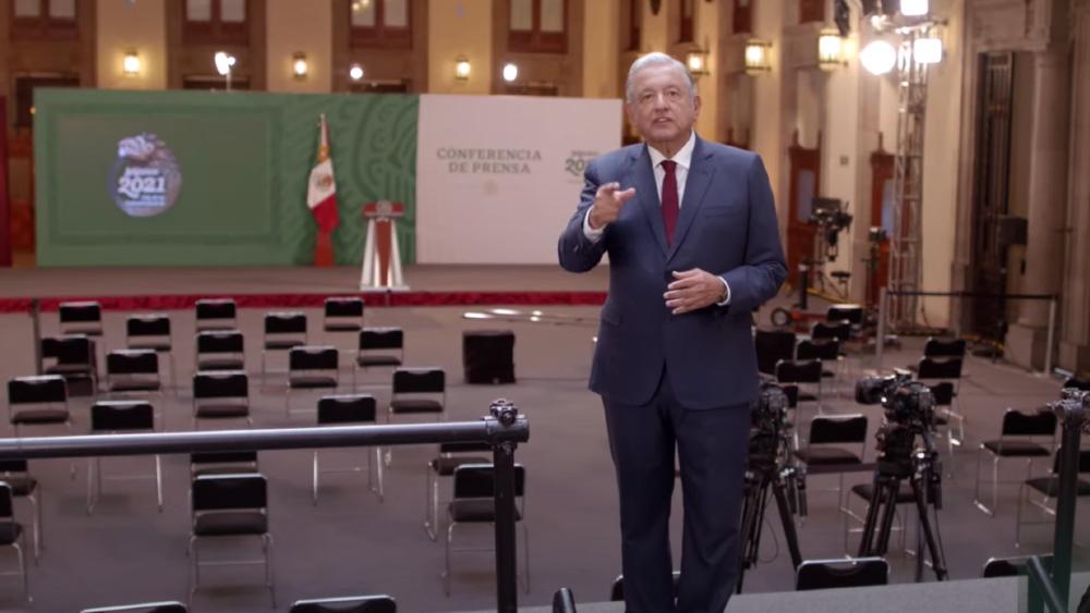 """Hasta se insulta al presidente"": AMLO presume libertad de expresión en su Gobierno - AMLO López Obrador spot Tercer Informe expresión"