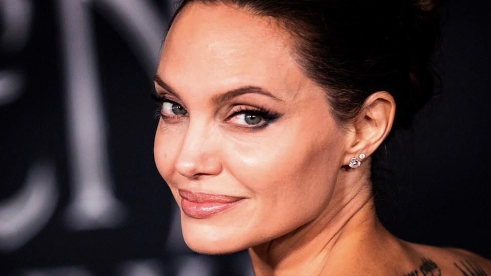 Angelina Jolie abre su cuenta de Instagram con denuncia por Afganistán - Angelina Jolie abre su cuenta de Instagram con denuncia por Afganistán. Foto de EFE