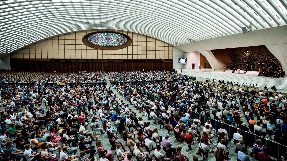 Audiencia general Papa Francisco 2 Vaticano