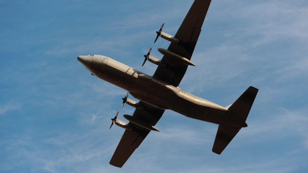 EE.UU. prohíbe a aerolíneas comerciales volar sobre Afganistán - EE.UU. prohíbe a aerolíneas comerciales volar sobre Afganistán. Foto de EFE