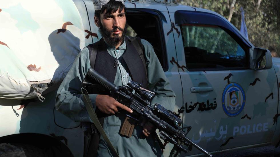 Los talibanes entran en Kabul y el presidente abandona Afganistán - talibanes en kabul en Afganistán