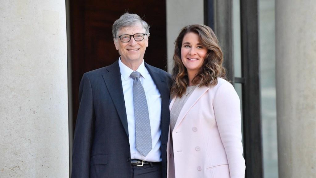 Bill Gates y Melinda French ya están oficialmente divorciados - Bill Gates y Melinda French ya están oficialmente divorciados. Foto de EFE