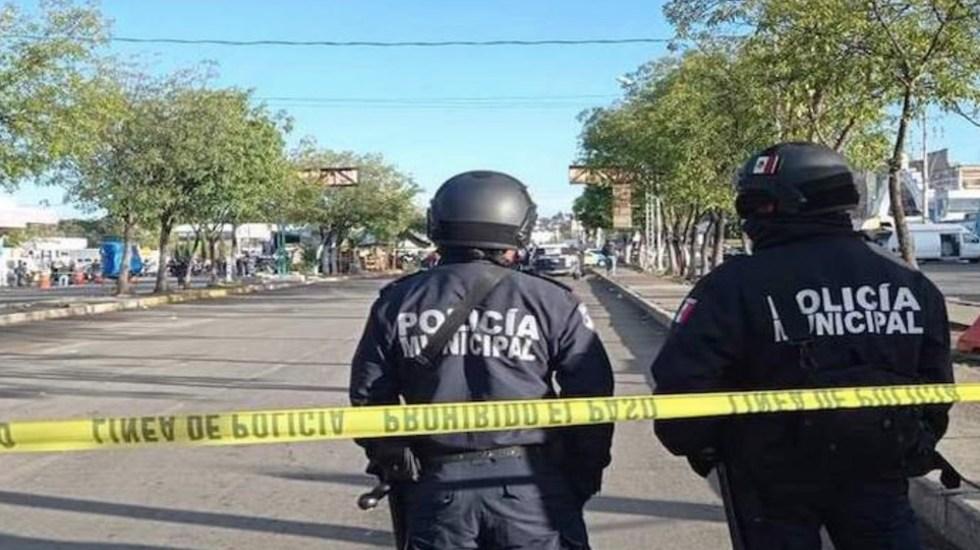 Localizan tres cuerpos y una cabeza humana en Puebla - Localizan tres cuerpos y una cabeza humana en Puebla. Foto de OEM