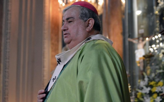 Arzobispo de Morelia permanece en terapia intensiva por COVID-19 - Carlos Garfias Merlos, Arzobispo de Morelia